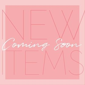 Other - NEW ITEMS • Coming Soon!